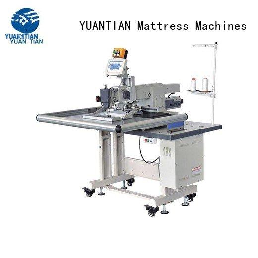 Hot singer  mattress  sewing machine price machine sewing bhy1 YUANTIAN Mattress Machines Brand