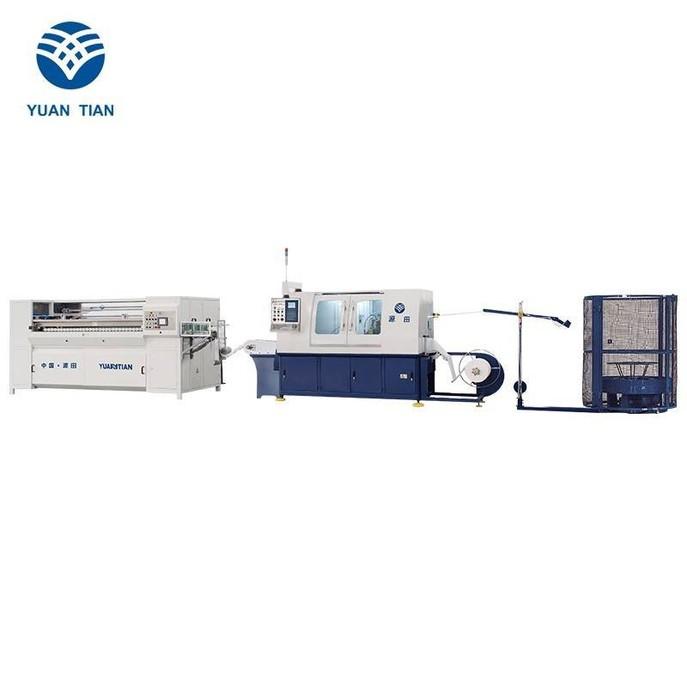 DZH-3 Línea de producción automática de bolsillo-resorte