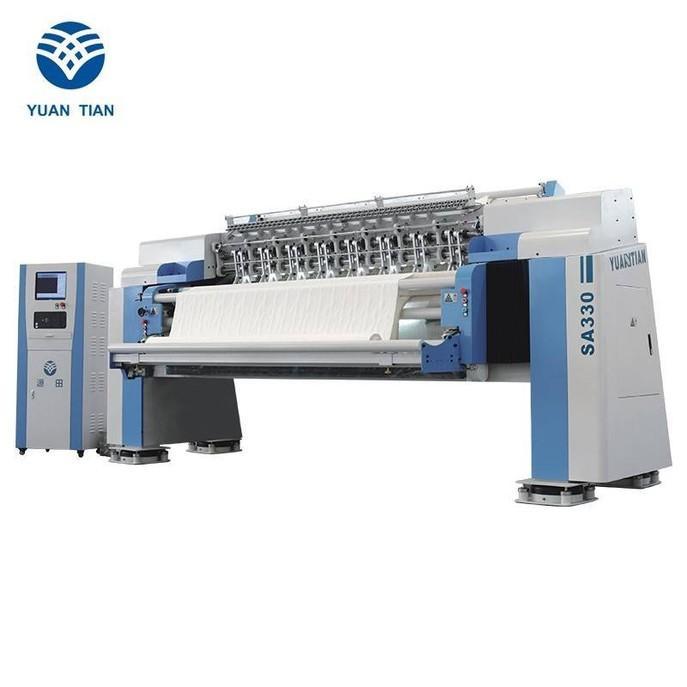SA-330高速多针绗缝机