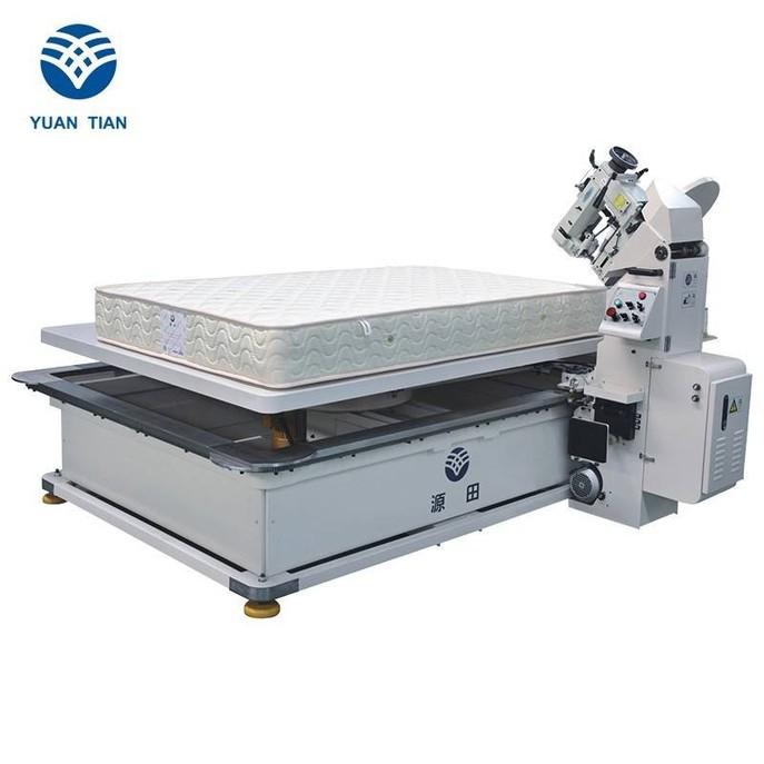WPG-2000床垫胶带封边机