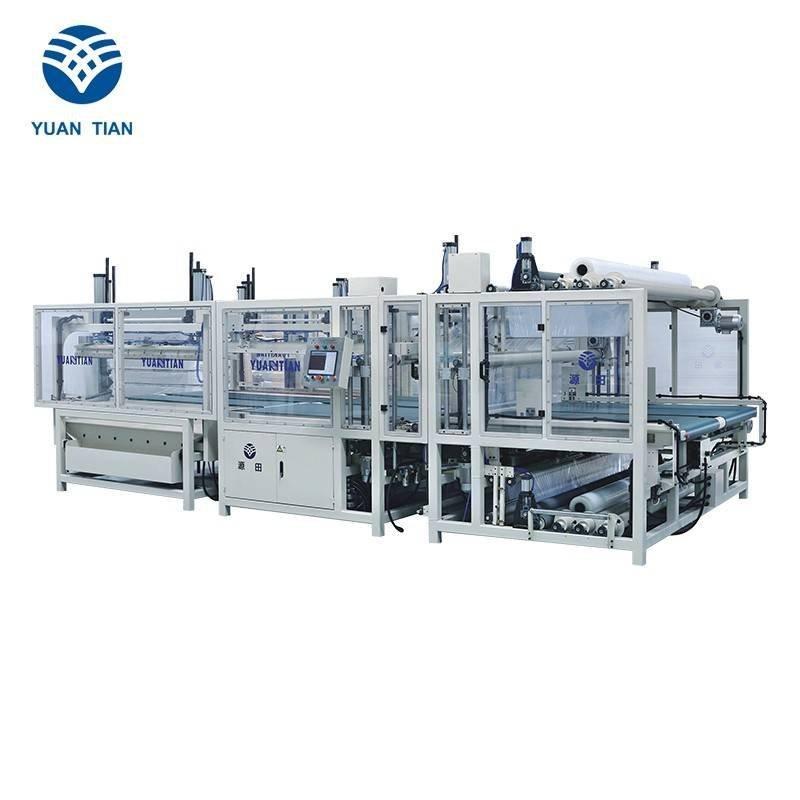 BZ-3  Automatic Mattress Packing Machine