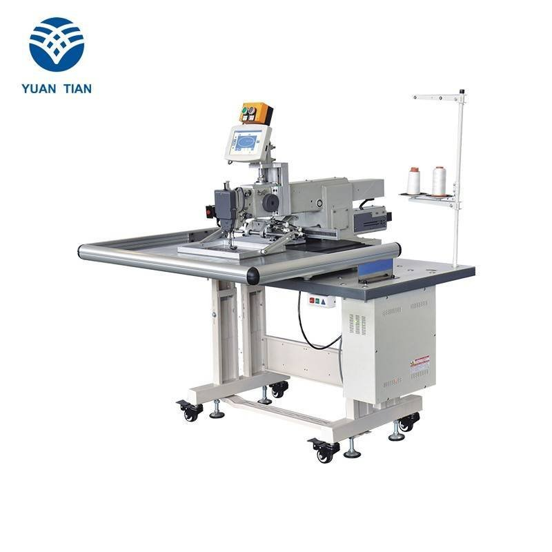 YTS-3020  Autimatic Label Mattress Sewing Machine
