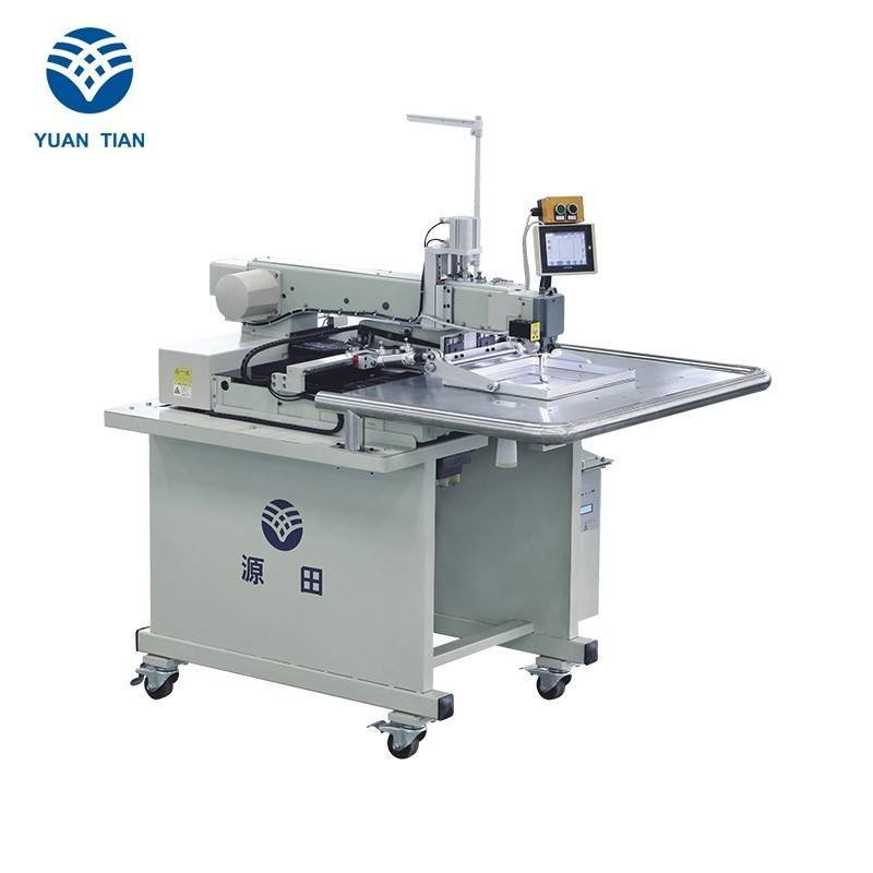 YTS-3040 Autimatic Label Mattress Sewing Machine