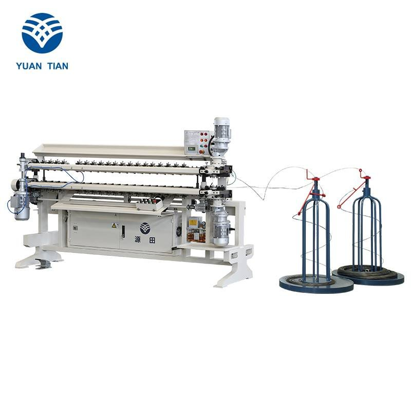 CW-2 Semi-Auto Spring Assembling Machine