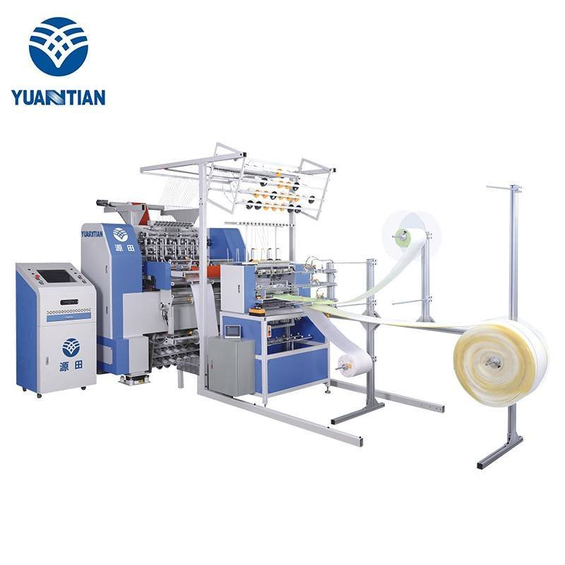 WBSH-3 Mattress Border Quilting Machine