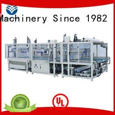 YUANTIAN Mattress Machines pneumatic mattress packing machine rollpack unpressing