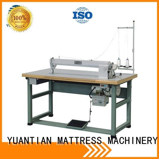 autimatic label longarm singer  mattress  sewing machine price YUANTIAN Mattress Machines