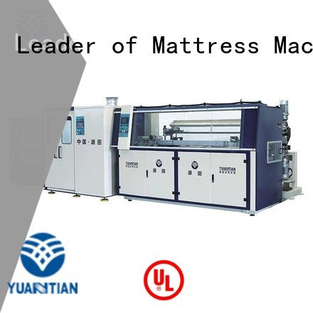 tx012 spring Automatic Bonnell Spring Coiling Machine production YUANTIAN Mattress Machines