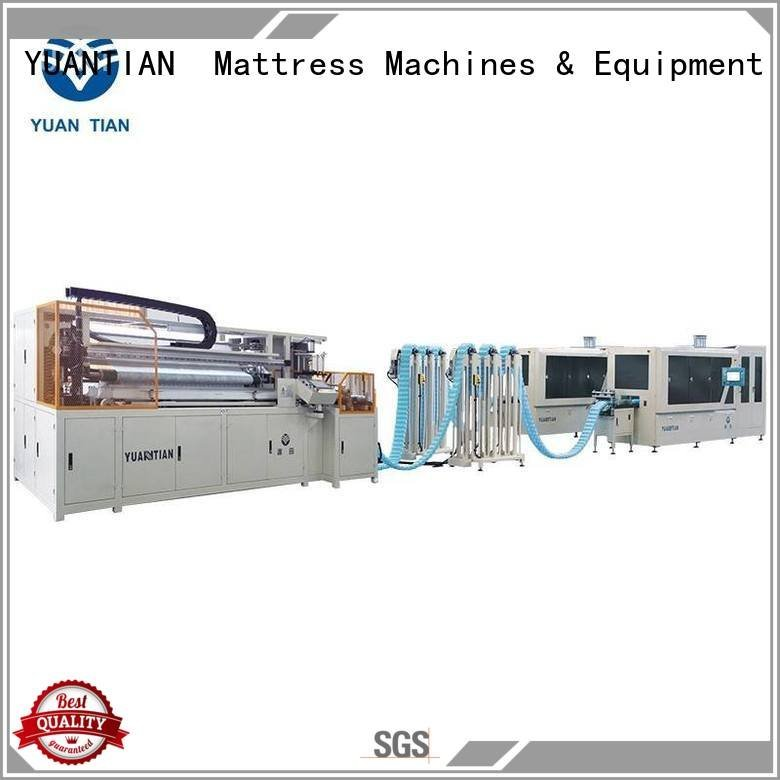 Automatic Pocket Spring Machine production spring machine YUANTIAN Mattress Machines