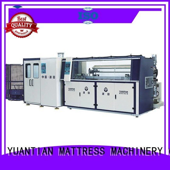 line spring machine Automatic Bonnell Spring Coiling Machine YUANTIAN Mattress Machines