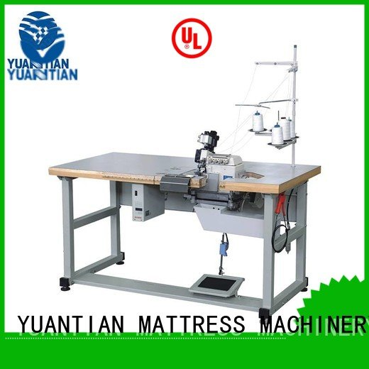 ds5c ds8a YUANTIAN Mattress Machines Mattress Flanging Machine