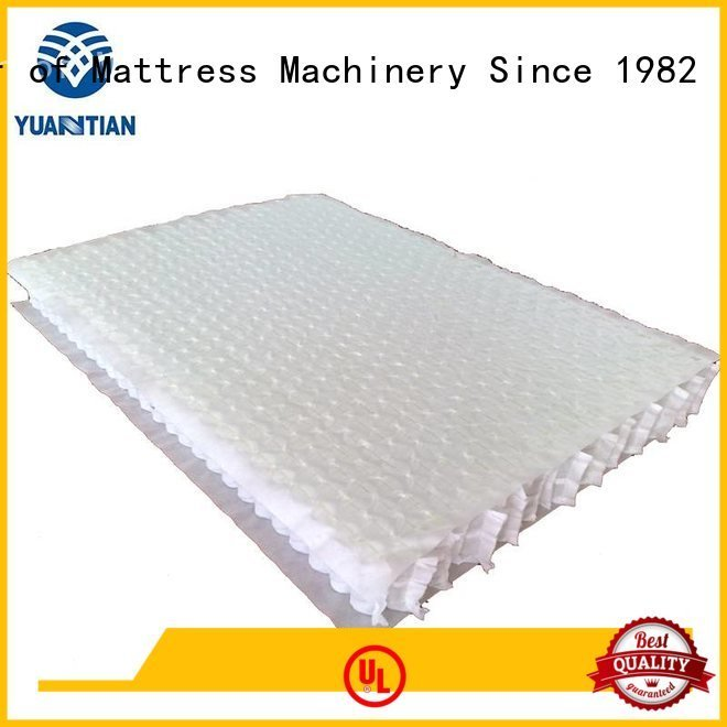 YUANTIAN Mattress Machines mattress spring unit unit covers with bottom