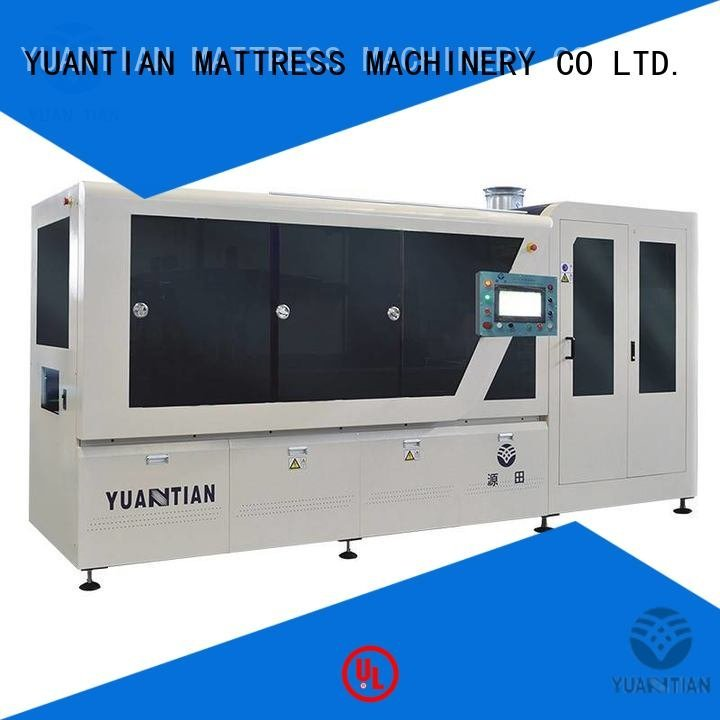 YUANTIAN Mattress Machines Automatic Pocket Spring Machine speed line high automatic