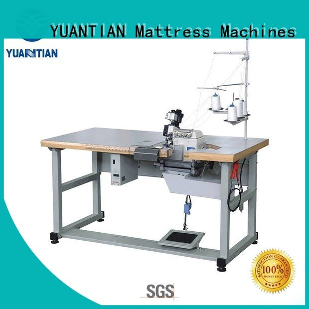 double machine heavyduty multifunction YUANTIAN Mattress Machines Mattress Flanging Machine