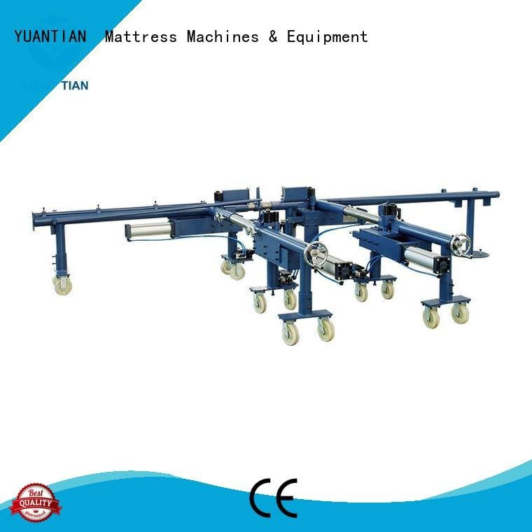 YUANTIAN Mattress Machines foam mattress making machine mattress packing unpressing