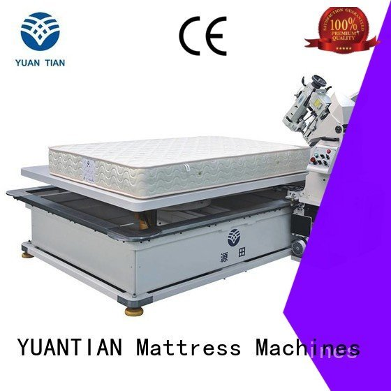 mattress tape edge machine table mattress mattress tape edge machine YUANTIAN Mattress Machines Warranty