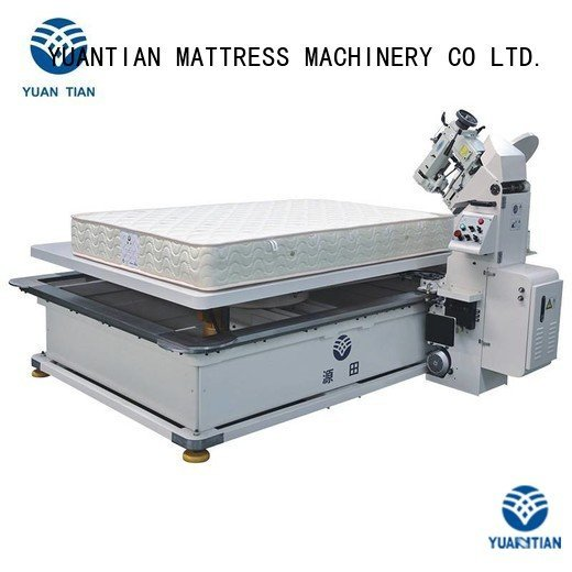 OEM mattress tape edge machine wb3a top mattress tape edge machine