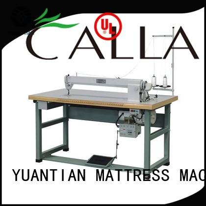 autimatic decorative YUANTIAN Mattress Machines Brand singer  mattress  sewing machine price