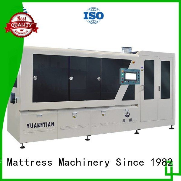 YUANTIAN Mattress Machines Brand machine Automatic Pocket Spring Machine pocket high