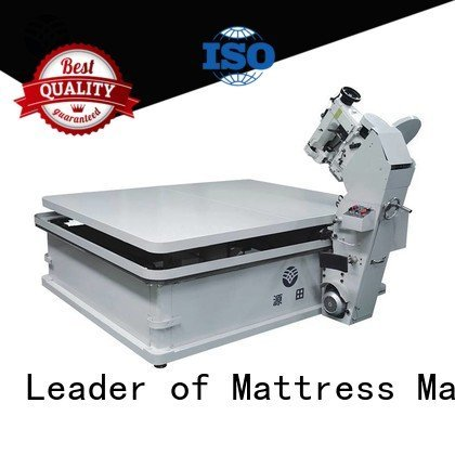 binding wb1 mattress tape edge machine table YUANTIAN Mattress Machines