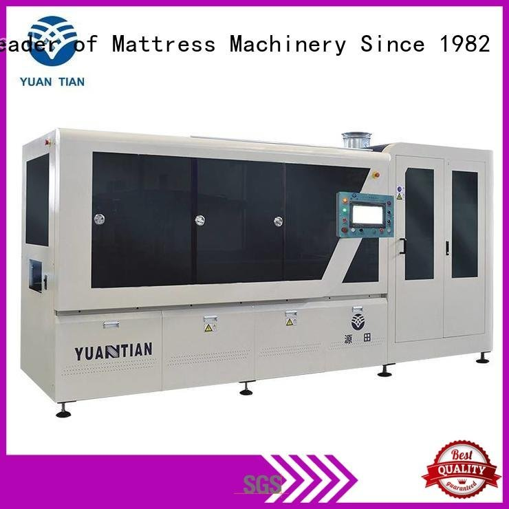 Automatic Pocket Spring Machine production assembling YUANTIAN Mattress Machines Brand