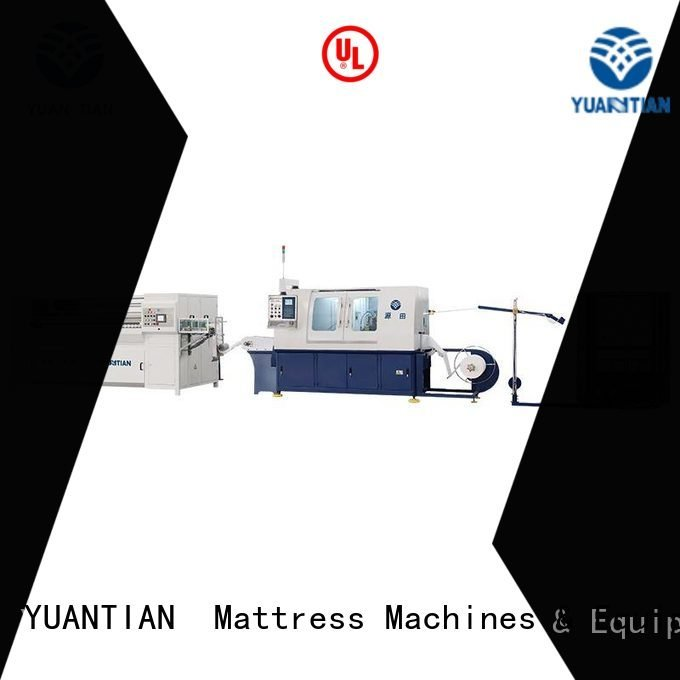 Automatic Pocket Spring Machine dzh3 dzg6 high YUANTIAN Mattress Machines