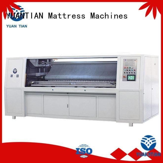 Wholesale automatic machine Pocket Spring Assembling Machine YUANTIAN Mattress Machines Brand