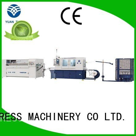 Automatic Pocket Spring Machine production machine YUANTIAN Mattress Machines Brand