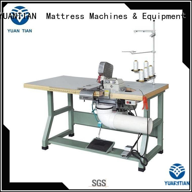 heavyduty Mattress Flanging Machine double mattress YUANTIAN Mattress Machines
