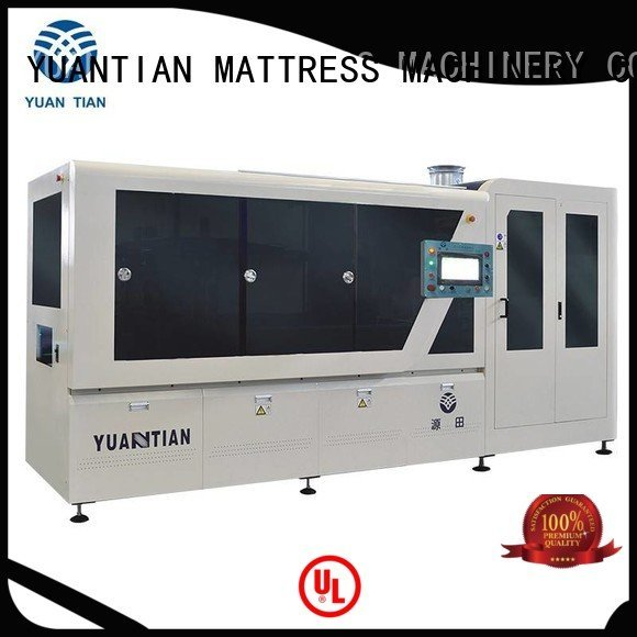 Automatic Pocket Spring Machine assembling Automatic High Speed Pocket Spring Machine YUANTIAN Mattress Machines Brand