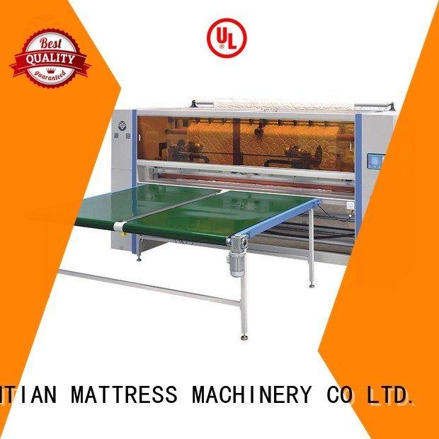 machine Mattress Cutting Machine Supplier machine Mattress Cutting Machine YUANTIAN Mattress Machines mattress panel cutting