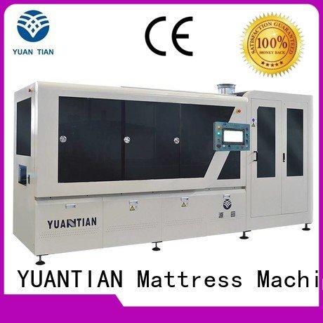 pocketspring dzg6 pocket Automatic High Speed Pocket Spring Machine YUANTIAN Mattress Machines