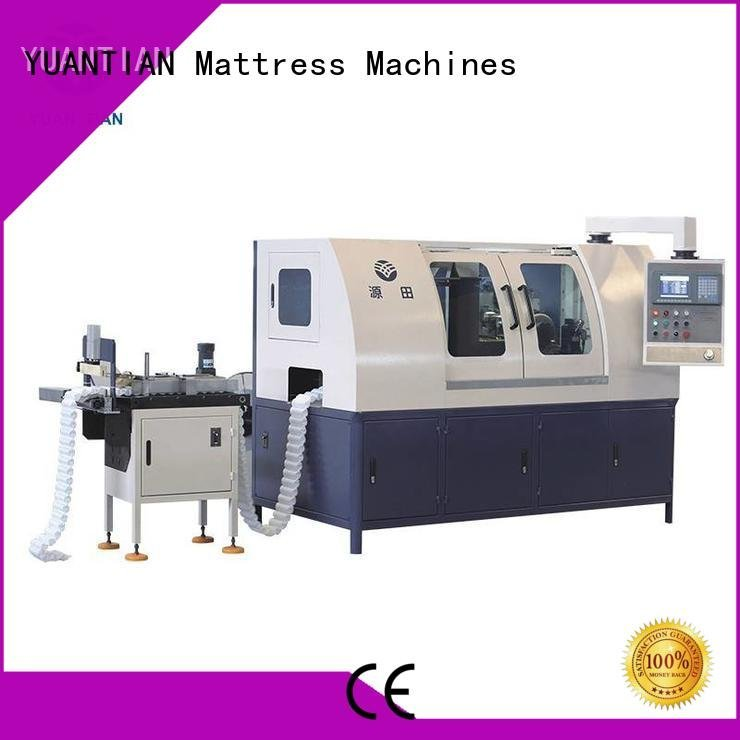 YUANTIAN Mattress Machines speed Automatic High Speed Pocket Spring Machine line dn6
