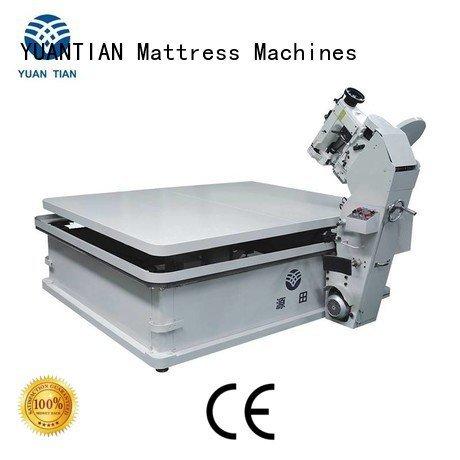 YUANTIAN Mattress Machines Brand tape binding mattress mattress tape edge machine