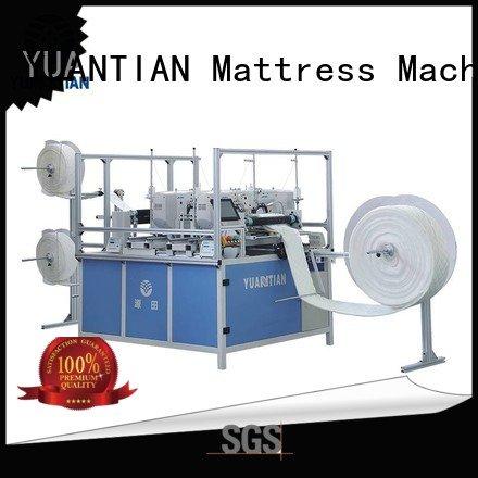 highspeed side quilting machine for mattress wbsh3 YUANTIAN Mattress Machines