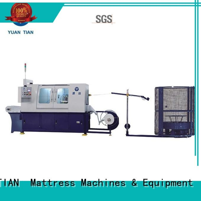 Custom dzh3 Automatic High Speed Pocket Spring Machine speed Automatic Pocket Spring Machine