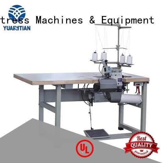 heavyduty sewing flanging Double Sewing Heads Flanging Machine YUANTIAN Mattress Machines