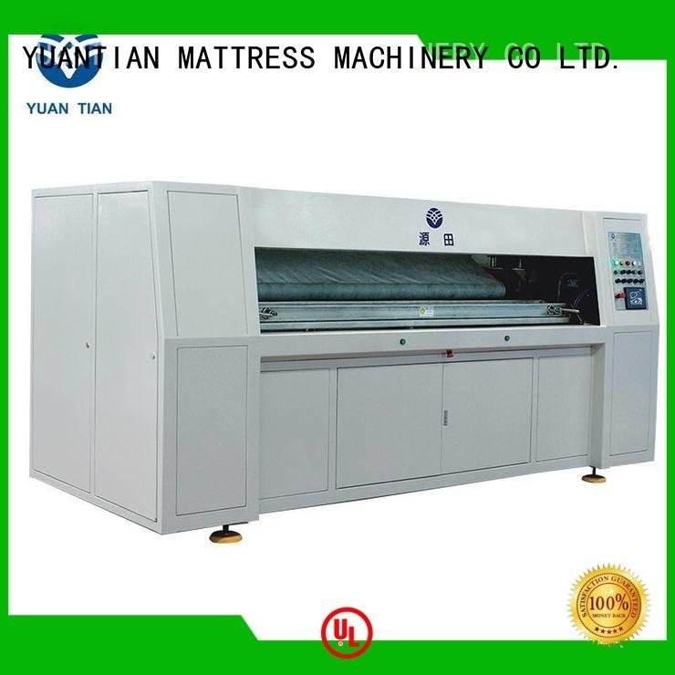 automatic dn3a pocket Pocket Spring Assembling Machine YUANTIAN Mattress Machines