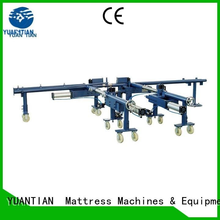 OEM mattress packing machine unpressing poket foam mattress making machine