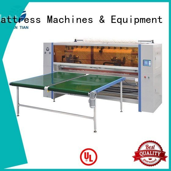 YUANTIAN Mattress Machines Brand mattress panel Mattress Cutting Machine cutting machine