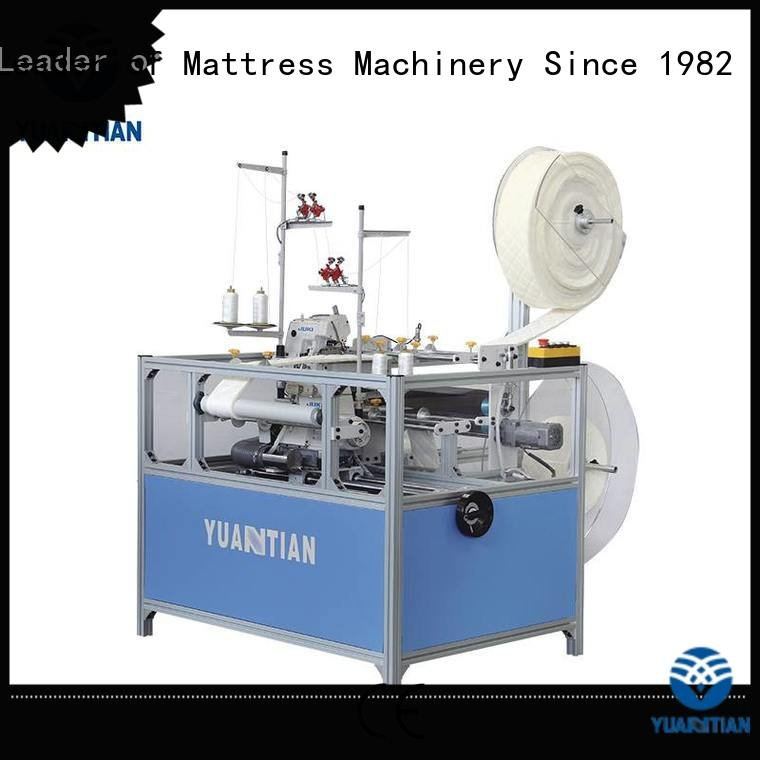 Double Sewing Heads Flanging Machine ds5 Mattress Flanging Machine YUANTIAN Mattress Machines Brand