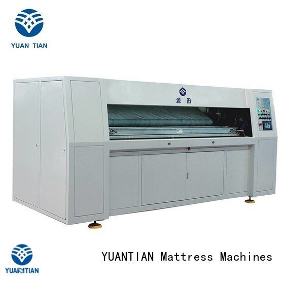 YUANTIAN Mattress Machines Automatic Pocket Spring Assembling Machine dn3a spring dn4a machine