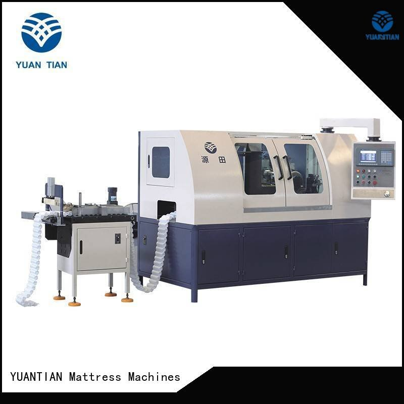 OEM Automatic Pocket Spring Machine automatic dt012 dzg1 Automatic High Speed Pocket Spring Machine