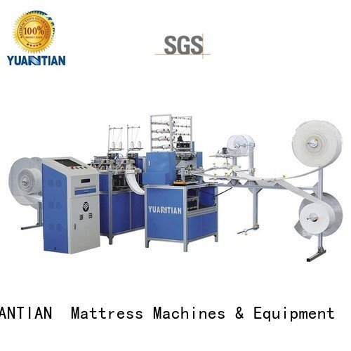 machine bhf1 YUANTIAN Mattress Machines quilting machine for mattress price
