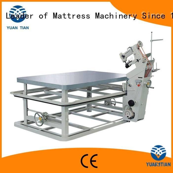 wpg2000 tape wb1 YUANTIAN Mattress Machines mattress tape edge machine