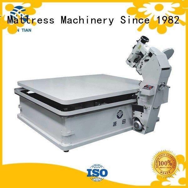 mattress tape edge machine binding Warranty