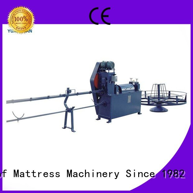OEM mattress packing machine packing qw4 foam mattress making machine