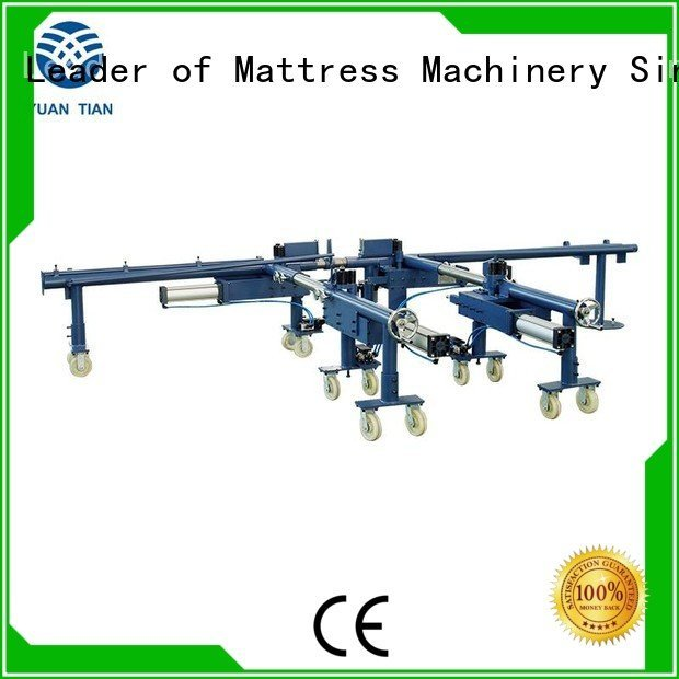 YUANTIAN Mattress Machines foam mattress making machine packing bending cc1 poket