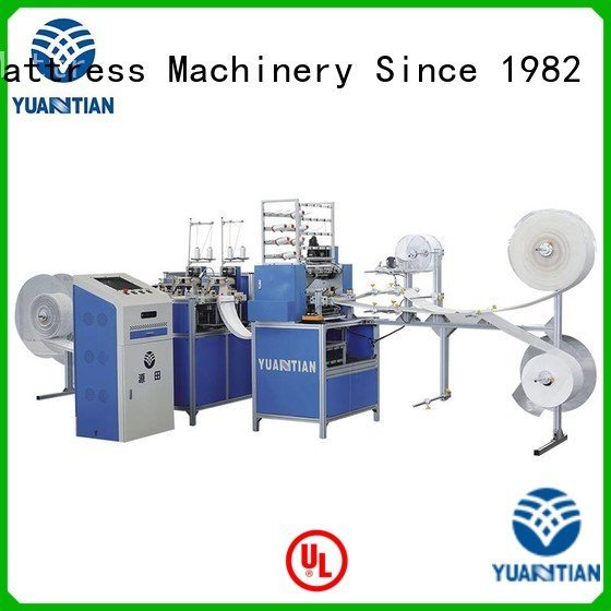 border stitching quilting machine for mattress price YUANTIAN Mattress Machines