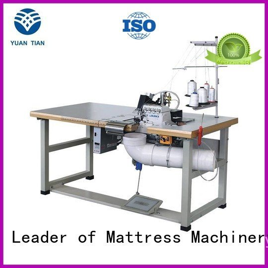 YUANTIAN Mattress Machines Double Sewing Heads Flanging Machine sewing multifunction machine heads